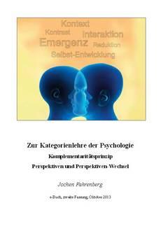 Neuerscheinung Psychologie